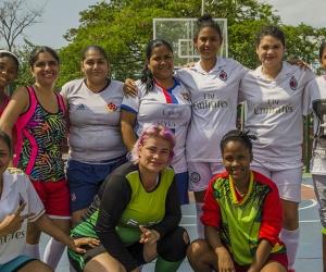 Este evento busca visibilizar a población con discapacidad de Santa Marta.