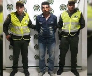 La Policía del Magdalena no reveló la identidad del capturado.