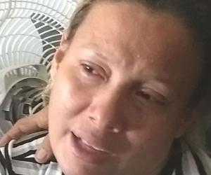Claudia Jaramillo, madre de la pequeña Arlyn Sofía.
