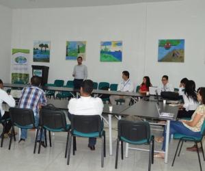 Delimitación de la ronda hídrica del Río Manzanares