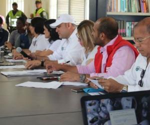 Gobierno de Rosa Cotes lideró subcomité de tierras, verdad y reparación integral.
