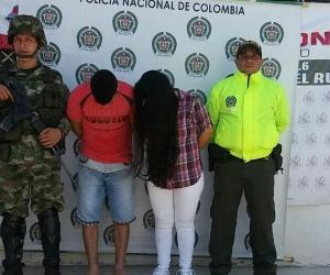 estas personas estarían vinculadas a una red traficadora de sustancias alucinógenas en la vereda Don Diego.