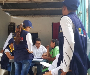 El censo determinará la cantidad de ciudadanos venezolanos en esa zona.
