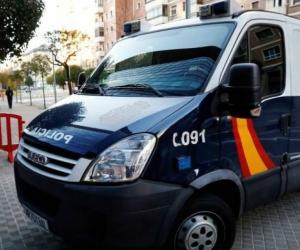 Policía Española.