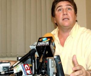 David Char Navas, exsenador acusado de vínculos con paramilitares.