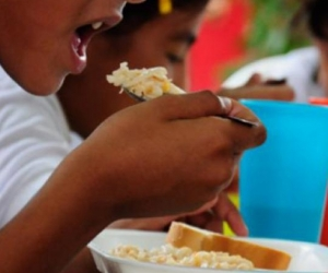 Imagen referencial del Plan de Alimentación Escolar.
