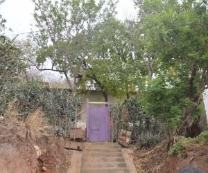 Esta es la vivienda donde vivía el menor electrocutado, en Juan XXIII.