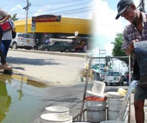 Veolia ha sido protagonista de las crisis de alcantarillado y acueducto. Nada distinto a Metroagua.