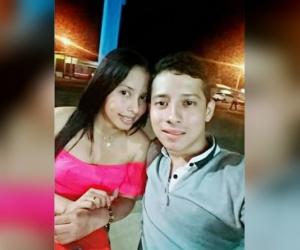 Lilieth Andrea Trujillo y José Aníbal Arjona.