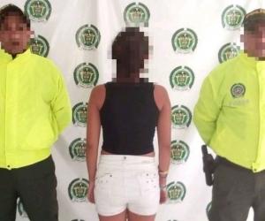 Menor de 17 años, capturada por ser la presunta asesina de su hijo, en Aracataca.
