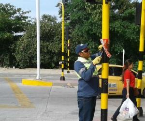 STAS ACCIONES SE REALIZARON EN LAS AVENIDAS: EL RIO, EL LIBERTADOR Y EL FERROCARRIL.