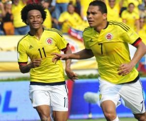 Carlos Bacca y Juan Guillermo Cuadrado serían dos de los fijos para el Mundial.