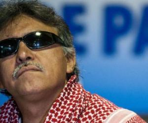 'Jesús Santrich', ex jefe guerrillero.