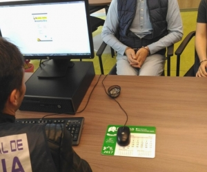 Varias personas se dedicaban a captar mujeres en Colombia con falsas promesas de trabajo en España.