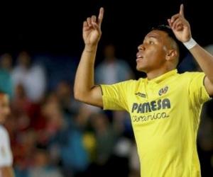 Roger Martínez, jugador colombiano.