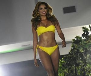 Valeria Villarreal, candidata.