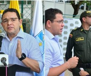 Rafael Martínez en pronunciamiento sobre presencia del Eln.