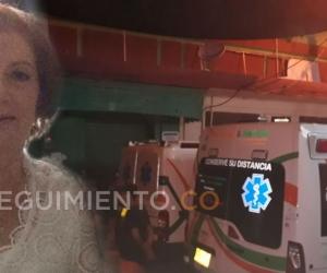 La 'Turca' Mary había sido trasladada a Valledupar por un infarto.