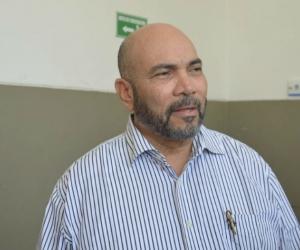 Vicente Guzmán, director de Fiscalía del Magdalena.