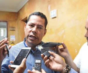 Víctor Rangel, alcalde de El Banco.