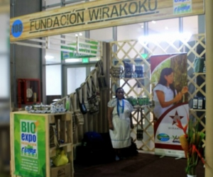 Fundación Wirakoku- Stand.