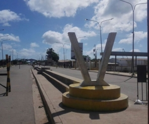 Frontera colombo-venezolana.