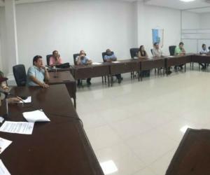 Plenaria  del Concejo de Santa Marta.