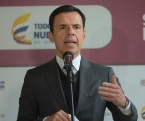 Guillermo Rivera, Mininterior.