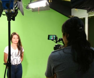 El casting se realizó en las instalaciones de la Universidad del Magdalena con apoyo del programa de Cine y Audiovisuales.