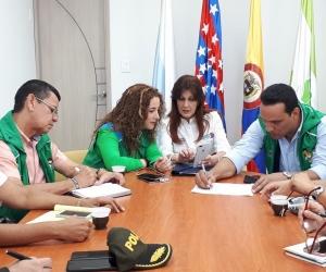 El encuentro fue liderado por el Icbf y la Gobernación del Magdalena.