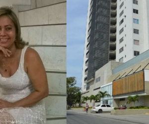 Ítala de Granados decidió acabar con su vida lanzándose del séptimo piso del edificio Twins.