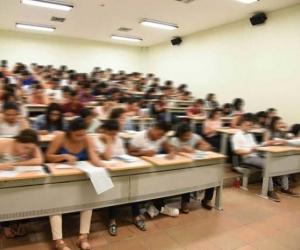 El examen de admisión de la Universidad se hizo el pasado domingo 10 de junio.