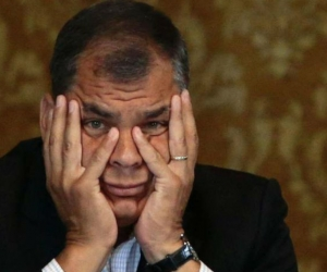 Rafael Correa.