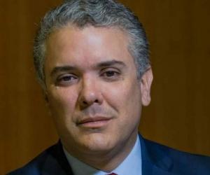Iván Duque, nuevo Presidente de Colombia.