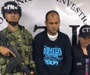El hombre fue capturado el pasado viernes en el centro de Barranquilla.