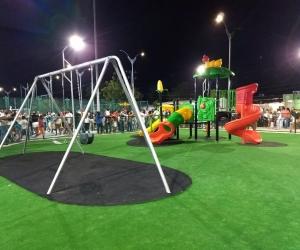El Parque del Sol, nuevo escenario al servicio de Ciénaga con energía solar.