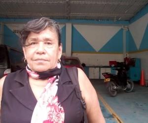 Malvina de Montalvo, paciente que pide a Medimás que la traslade a Medellín.