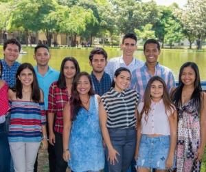 Manco quedó favorecida junto con otro 65 jóvenes en la experiencia conexión global 2018, realizada por la universidad del magdalena.
