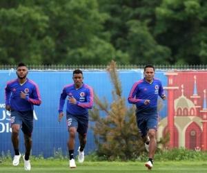 Colombia regresó a entrenamientos tras la derrota ante Japón.