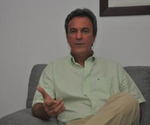 Carlos Francisco Díazgranados, director de Corpamag.