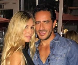 Paula Maya y Pedro Palacio.