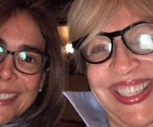 Gina Parody y Cecilia Álvarez.