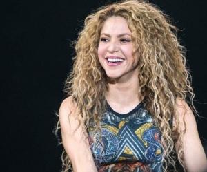 La cantante barranquillera Shakira.