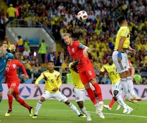 Ospina se ha lucido en los momentos en que Inglaterra lo ha puesto a prueba.