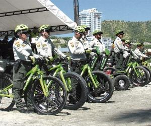 Estos servicios se ofrecen para el sostenimiento de policías que vienen como refuerzo en las temporadas altas.