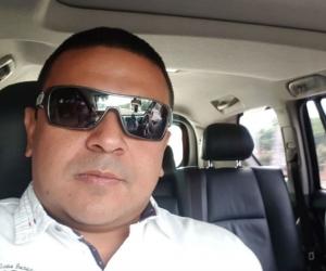 Alcalde de Zona Bananera, Holmes de Jesús Echeverría de la Rosa.