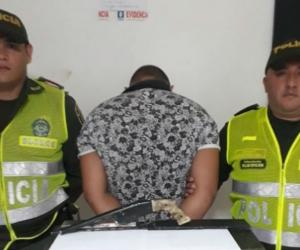 Ppablo Mmiranda Ggómez, capturado.
