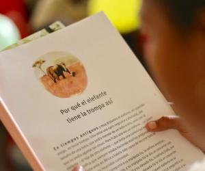 Estudiantes de Concordia se vieron beneficiados con la iniciativa cultural.