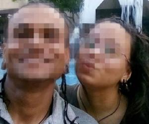 Jonathan Alberto Henao, padre acusado de asesinar a su hija América Diana Henao Sánchez, de 16 años.