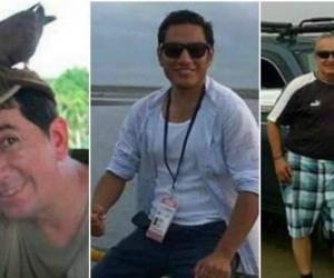 Equipo peridístico ecuatoriano secuestrado y posteriormente asesinado.